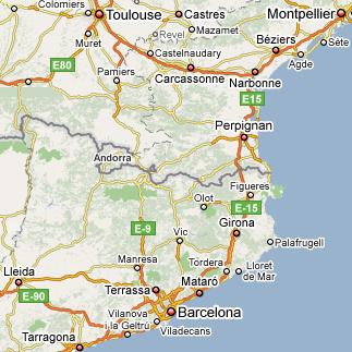 Ouverture d'une ligne journalière sur l'Espagne
